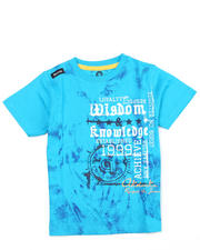 4-7x Little Boys - Knowledge Tee (4-7)