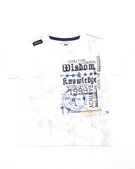 - Knowledge Tee (4-7)