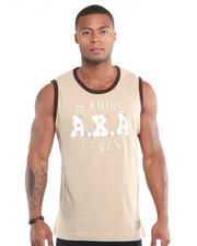 Shirts - AKA Tank with Applique