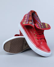Apple Bottoms - Elois Aztec Trim Sneaker
