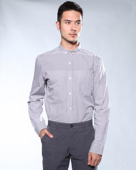 DJP OUTLET - Burrell Engineered Fitted Shirt