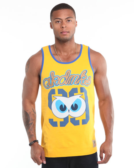 - Watcher Logo Tank