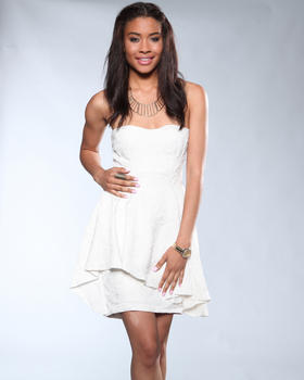 DJP Boutique - Strapless Dress