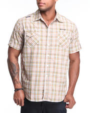 Big & Tall - Sailor Short Sleeve Woven Shirt (B&T)