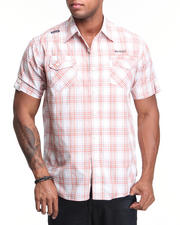 Big & Tall - Pirate Short Sleeve Woven Shirt (B&T)