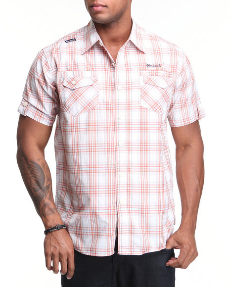 - Pirate Short Sleeve Woven Shirt (B&T)