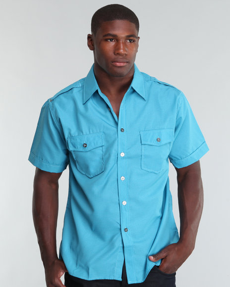 Dress Shirts Long Sleeve Button Down Shirt With Sneaks