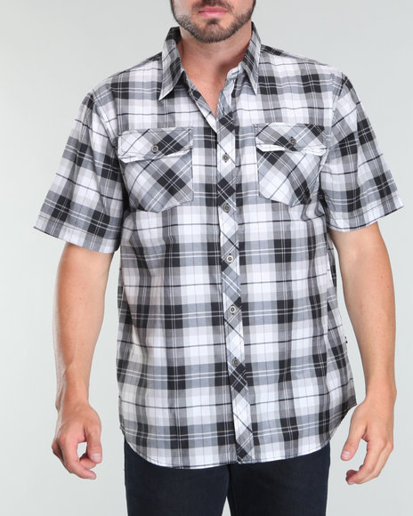 the sower short sleeve woven