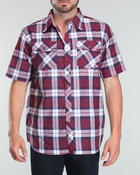 Button-downs - The sower short sleeve woven