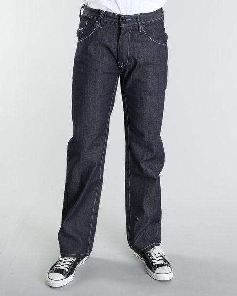 Enyce Men Blue Bridge Jeans