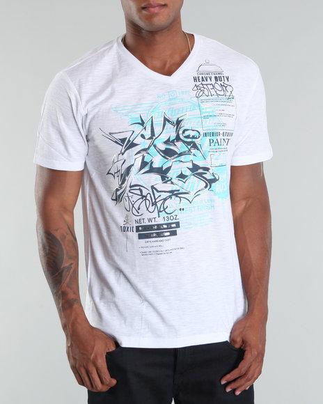 Ecko Men Toxic Fumes Tee - Shirts