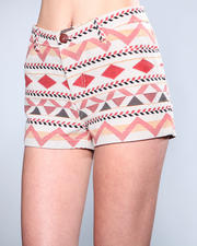 DJP OUTLET - Hayley Anita Jaquard Short