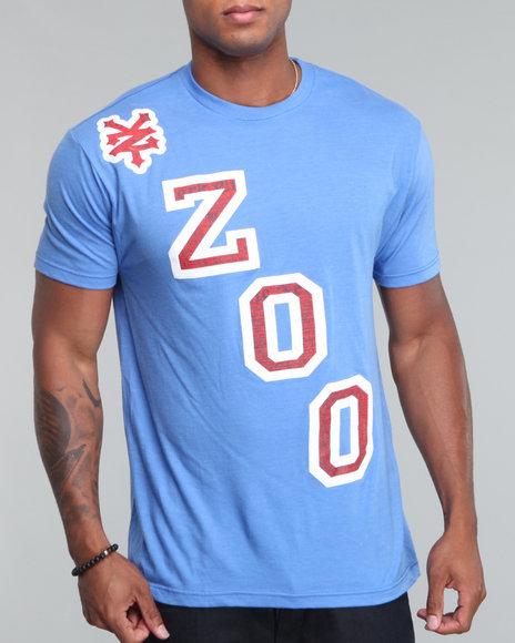 Zoo York Men Anthem Tee - Shirts