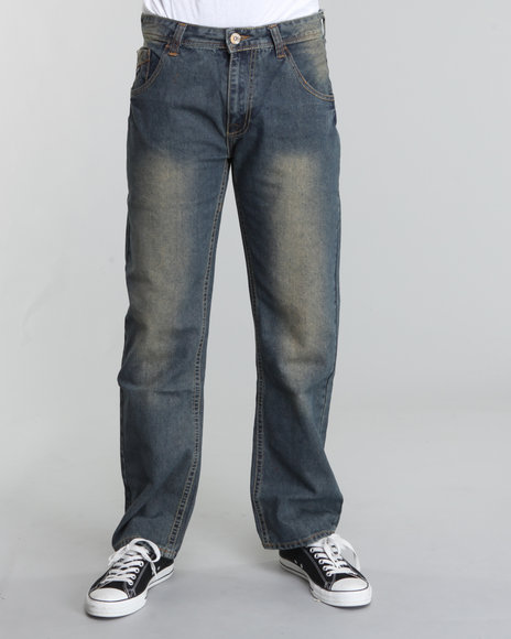 Enyce Men Medium Wash New Tradition Jeans