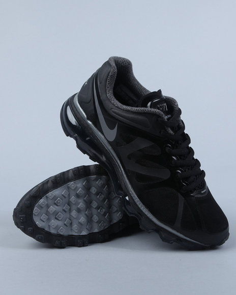 Nike Black Wmns Air Max 2012 Sneakers