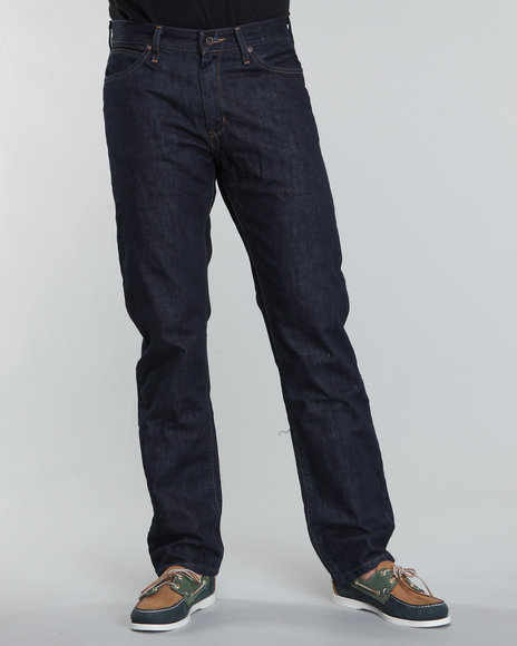 Nautica Men Dark Wash N J C Straight - Fit Denim Jeans
