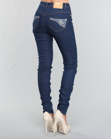 apple pocket skinny jean