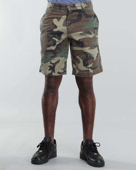 Drj Army/Navy Shop Men Camo Rothco Infantry Cargo Shorts