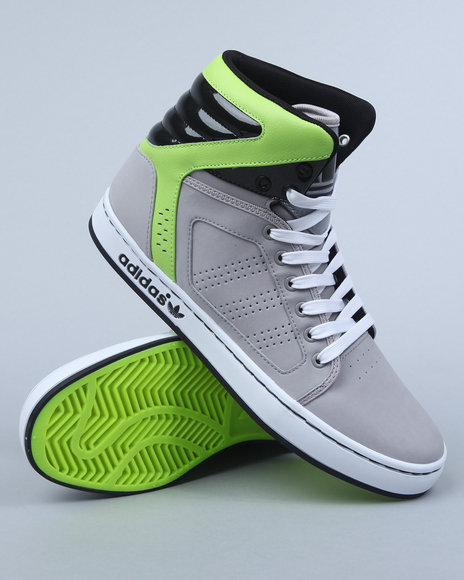 Adidas Grey Adi High Ext Sneakers