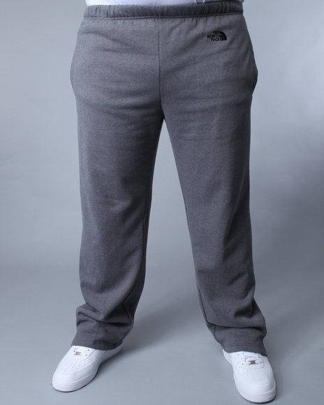 The North Face Men Logo Pants (B&T) Grey 3X-Large