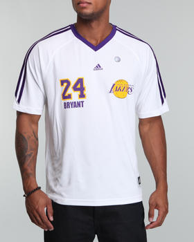 NBA, MLB, NFL Gear - KOBE BRYANT SHOOTER ADIDAS V-NECK JERSEY