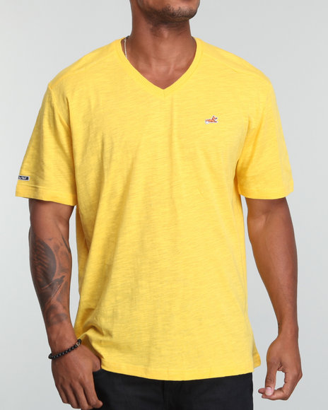 Akoo Men Team Player V-neck Tee - Shirts