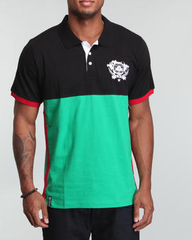 LRG - Unite Nations S/S Polo