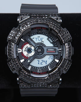 G-Shock by Casio - WR20BAR Crystal watch
