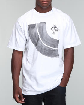 LRG - L R G Painted Fill S/S Tee