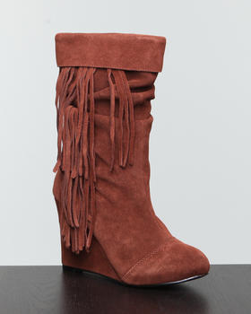 DJP OUTLET - Carousel Fringe Boot