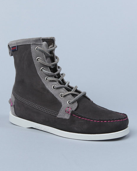 Sebago Women Grey Lighthouse Boot