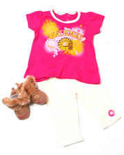 Girls - 3pc Ugg Set