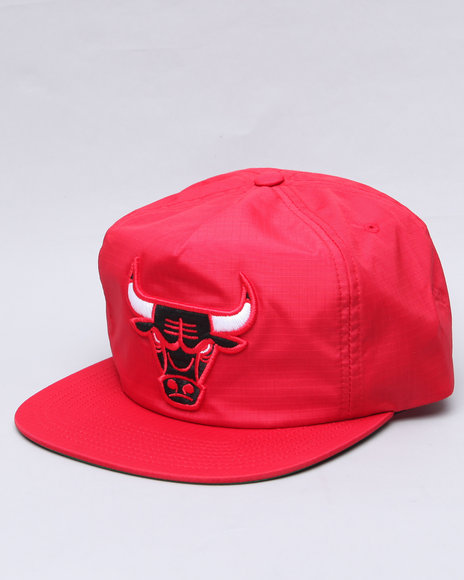 chicago bulls nba zipback cap