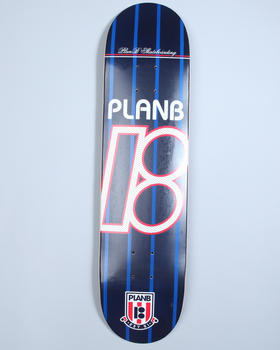 "Plan B - United Blue Team Model 7.75"" Skate Deck"
