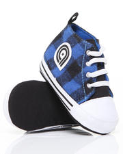 ***HOT Shop - Plaid Sneaker (INF)