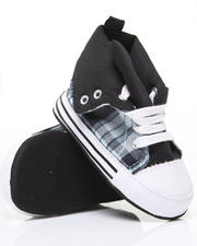 Infant - Fold Over Hi-Top Sneaker (INF)