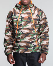 The North Face - Narrows Fleece Camo Jacket