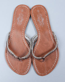 Fashion Lab - Braidy thong sandal