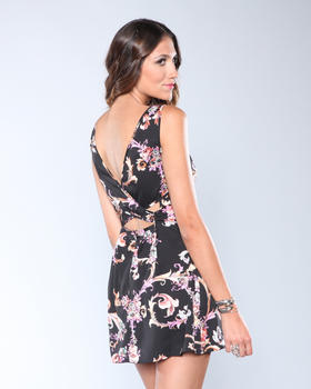 DJP OUTLET - Melody Cross Back Dress