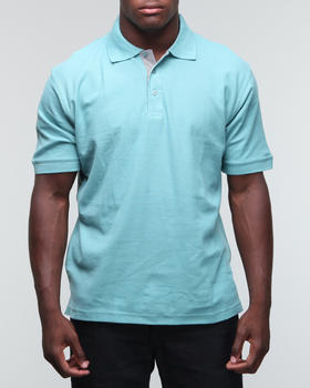 Basic Essentials - Solid Pique Polo