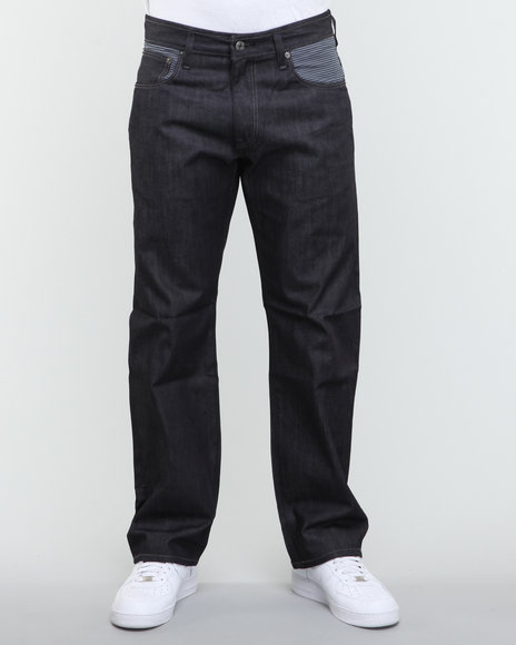 Levi's Indigo 569 Loose Straight Fit Anvil Indigo Jeans