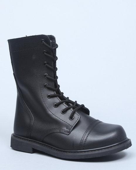 Rothco - Men Black Combat Boots