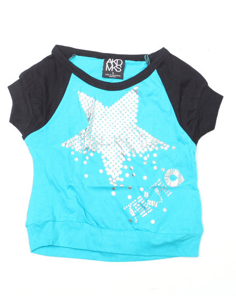 - Diamond Star Raglan (4-6X)