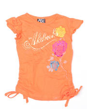 Girls - Jessica Short Sleeve Tee (4-6X)