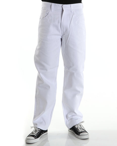 - Neo Embro Twill Pants