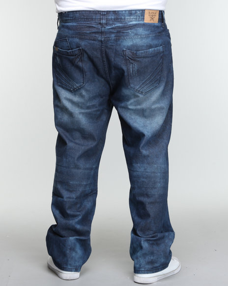 the conner signature denim jeans (b&t)