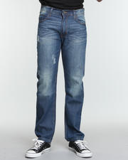 Deals-Men - The Peacemaker Signature emb denim jeans