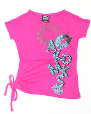4-6X Little Girls - Lipp Assymetrical Top (4-6X)
