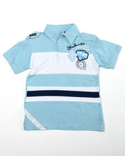 Boys - Passport Polo