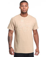 T-Shirts - Royal Tee Embro Tee Shirt
